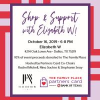 Elizabeth W Pre-Partners Card