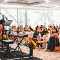 Kids in a New Groove's Music Matters Luncheon