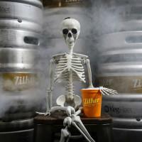 Halloween, A Spooky Scary Soiree