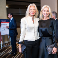 Crime Stoppers Gala 2019 Tama Lundquist, Tena Lundquist Faust