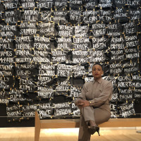 """Taja Lindley: """"Re-Membering is the Responsibility of the Living"""" opening reception"""
