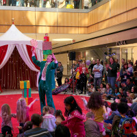 Slappy's Holiday Circus