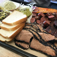 BBQ on the Brazos sampler