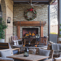 Four Seasons Resort and Club Dallas at Las Colinas presents Fireside Movies with Mumm