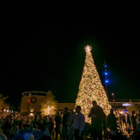 Hill Country Galleria Holiday Village and Santa's Workshop