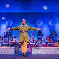 The Public Theatre of San Antonio presents Elf The Musical