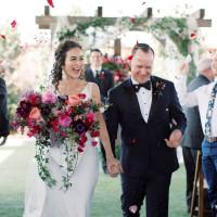 Hoopingarner wedding