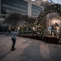 Downtown Dallas Christmas