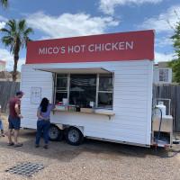 Mico's Hot Chicken trailer