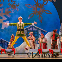 Theatre Under the Stars presents Elf the Musical
