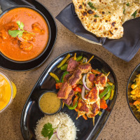 Tarka Indian Kitchen food spread