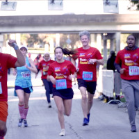 Frost Ronald McDonald House race