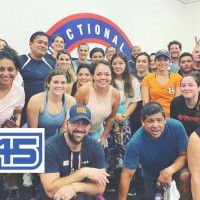 F45 Sugar Land Anniversary Celebration