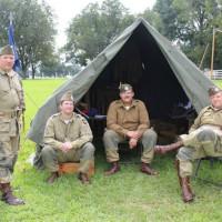 World War II Winter Encampment