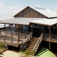 Patterson Park rendering