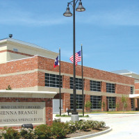 Fort Bend County Libraries Sienna Branch Library
