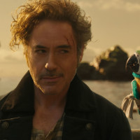 Robert Downey, Jr. in Dolittle