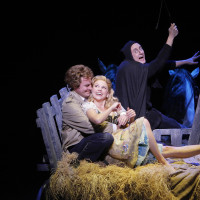 Young Frankenstein the musical on Broadway