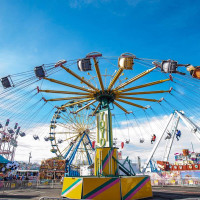 San Antonio Stock Show & Rodeo carnival ride