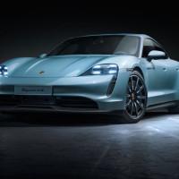 Porsche Taycan Houston Auto Show