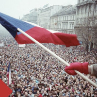 <i>The Velvet Revolution: Questions and Memories</i>