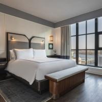 The Thompson Hotel guest room Washington, DC