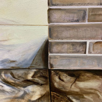 """""""Echoes and Spaces, New Paintings"""" opening reception"""