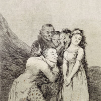 Goya's Caprichos and the Human Condition