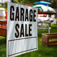 Grand Central Park Plans Community Garage Sale