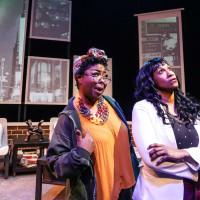 Ground Floor Theatre presents Single Black Female