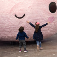 Dallas Contemporary presents FriendsWithYou Family Day