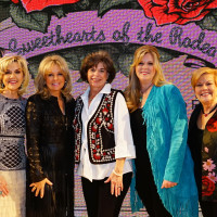 Rodeo Trailblazer Awards Luncheon 2020 Trailblazer Honorees Debi Gan, Gretchen Gilliam, Pamela Logsdon, Ginger Brown and Patti Wilburn