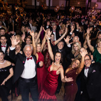 Heart Ball 2020 dance floor