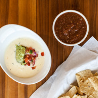 Kerbey Lane queso and salsa
