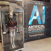 <i>A.I. Artificial Intelligence: Your Mind & The Machine</i> opening reception