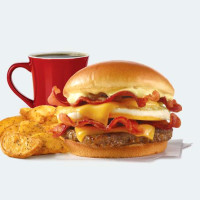 Drive-Thru Gourmet - Breakfast Baconator