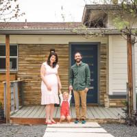 Front porch portraits