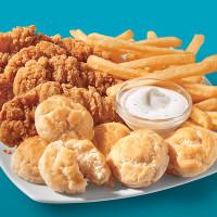 Drive-Thru Gourmet - Dairy Queen chicken biscuits