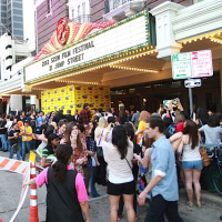 Austin Photo Set: News_Karen brooks_red carpet_SXSW film_March 2012_third_10