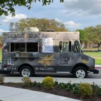 Luckybee food truck