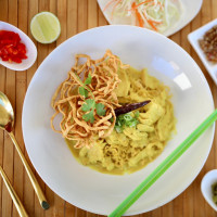 Asian Mint Mother's Day brunch