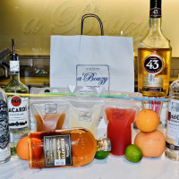 a'Bouzy cocktail to go kit