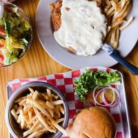 Jax Grill Katy food spread