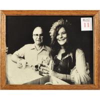 Janis Joplin Threadgill's