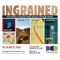 Ingrained art exhibit