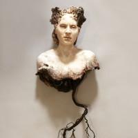"Cloud Tree Studios & Gallery presents Alejandra Almuelle: ""Being"""