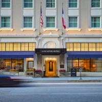 The Lancaster Hotel exterior new
