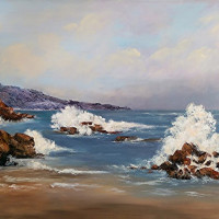 """Giddens Gallery of Fine Art in Grapevine presents Ruth Francis: """"Out West"""""""