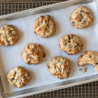 Levain Bakery chocolate chip cookie