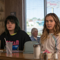 Barbie Ferreira and Haley Lu Richardson in Unpregnant